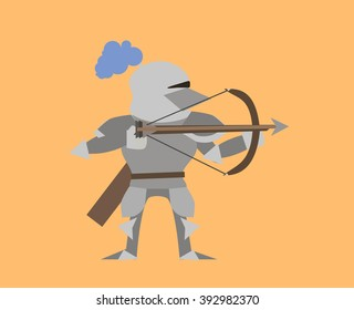 Knight with crossbow