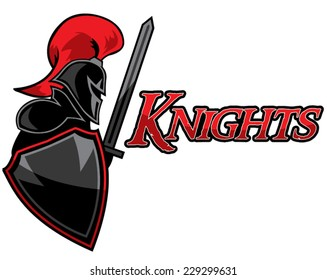 Knight graphic logo