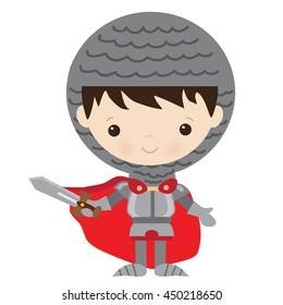 Knight vector illustration