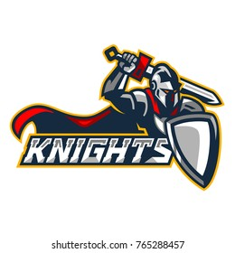 Knights - Knight Swings a Sword