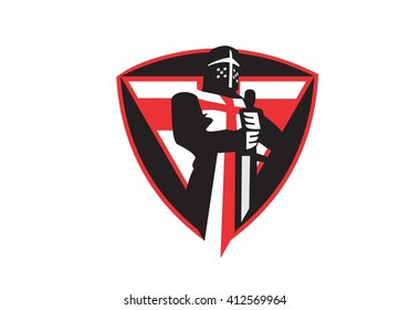 Templar Cross Images, Stock Photos & Vectors | Shutterstock