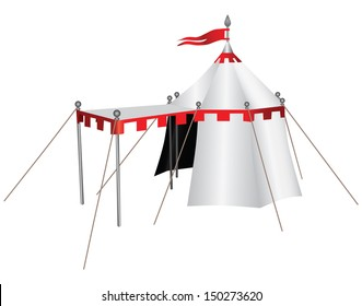 Medieval Tent Images, Stock Photos & Vectors   Shutterstock