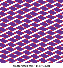 knitted pattern, vector