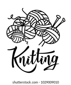 Knitting Logo Images Stock Photos Vectors Shutterstock