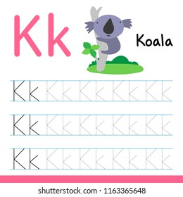 koala drawing line vector design