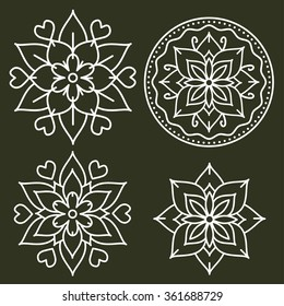 kolam images stock photos vectors shutterstock