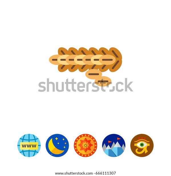 kopi luwak vector icon stock vector royalty free 666111307 shutterstock