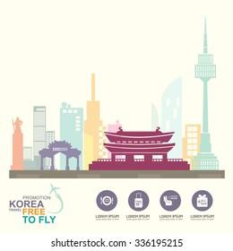 Korea Travel Free to Fly