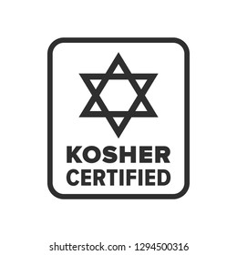 Kosher Certified symbol