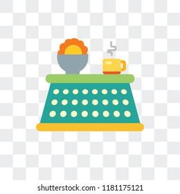Kotatsu vector icon isolated on transparent background, Kotatsu logo concept