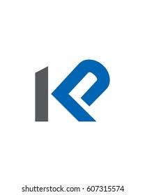 KP Initials Logo
