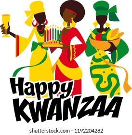 Kwanzaa Holiday symbol