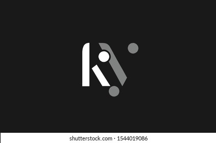 KY letter Logo Design Template Vector
