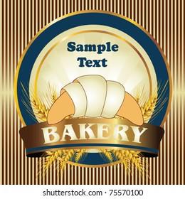 label bakery