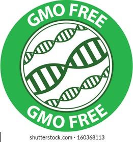 Label gmo free