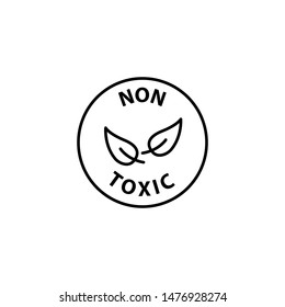 label non toxic for cosmetic