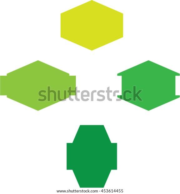 label shape