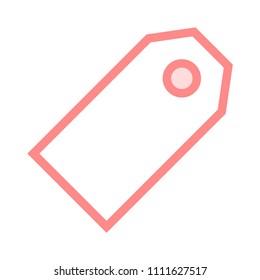 label vector icon