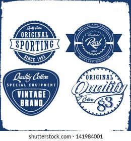 label vector set.
