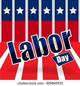Labor day Background