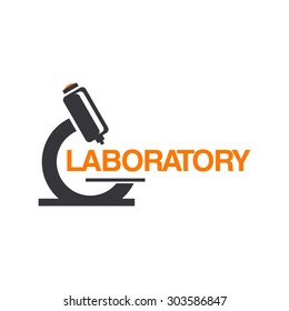 Laboratory Logo Template