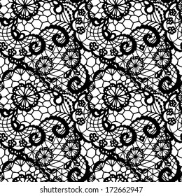 Black Lace Background Images, Stock Photos & Vectors
