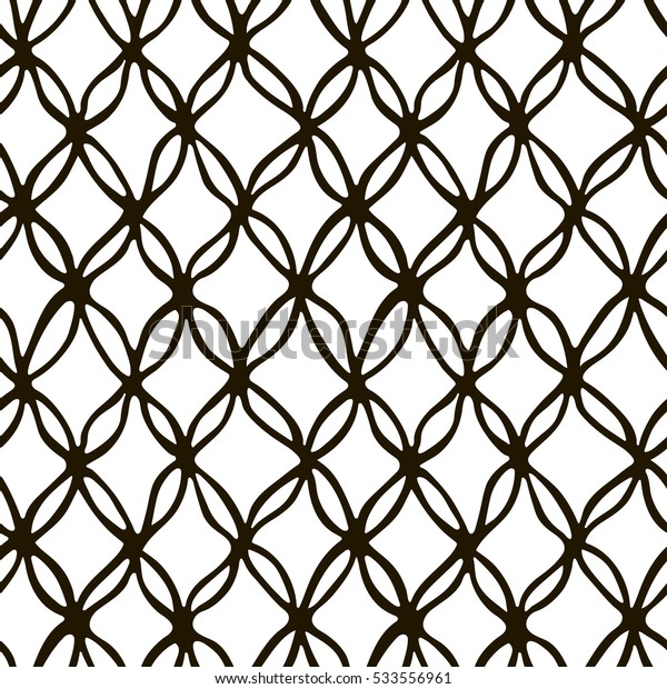 Lace hand drawn seamless pattern. Realistic lace texture digital vector illustration.