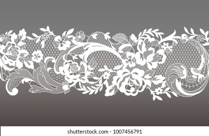 lace seamless pattern