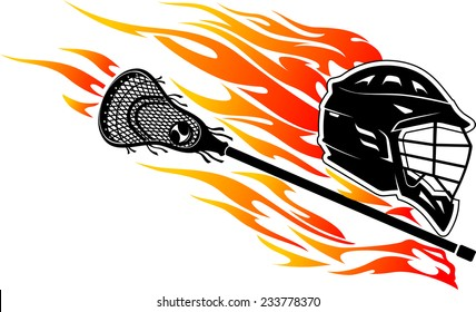 Lacrosse Flame Trail