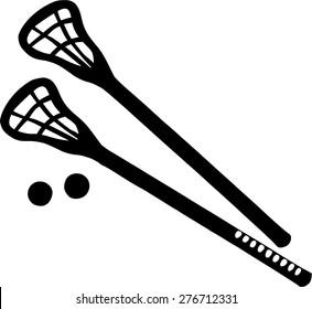 lacrosse sticks images stock photos vectors shutterstock rh shutterstock com  lacrosse stick clip art black white