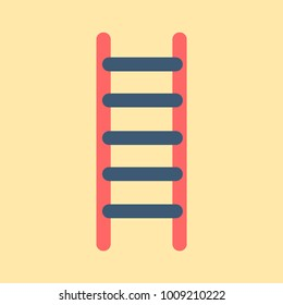 ladder sign icon