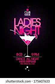 ladies night wallpaper
