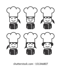 lady chef collection