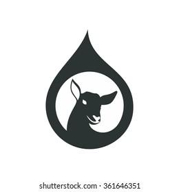 lamb goat sheep logo