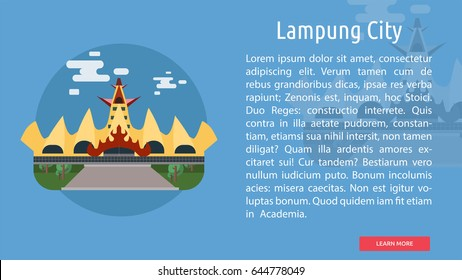 Lampung Vector Images Stock Photos Vectors Shutterstock