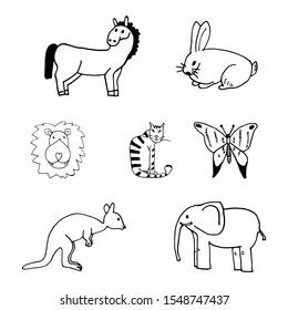 Free Animal Wildlife Cliparts, Download Free Clip Art, Free Clip Art on  Clipart Library