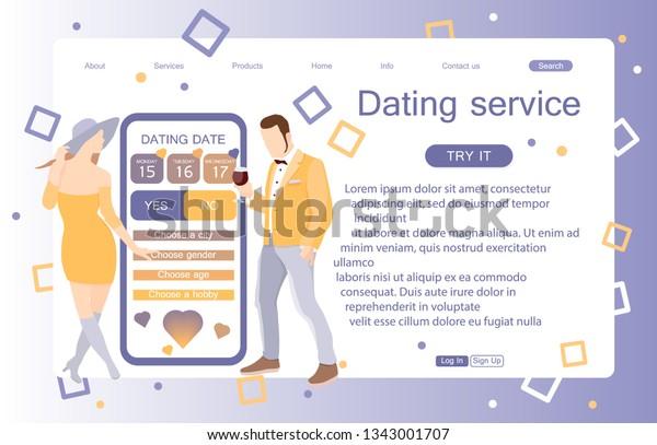 dating site landing page mijn dochter is dating een Mexicaanse