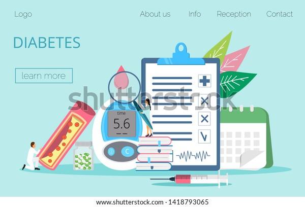 prueba vívida para la diabetes
