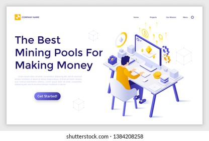 Mining Pool Images, Stock Photos & Vectors | Shutterstock