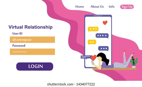 Virtual Dating signifiant