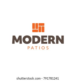 Landscape Design Patio Logo