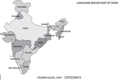 1000+ Language Map Stock Images, Photos & Vectors | Shutterstock