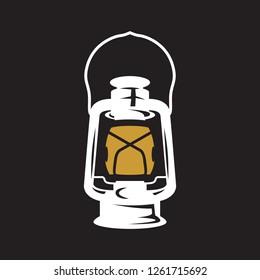Lantern icon. Trendy Lantern logo concept - Vector