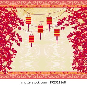 lanterns will bring good luck and peace to prayer during Mid-Autumn Festival for Chinese New Year