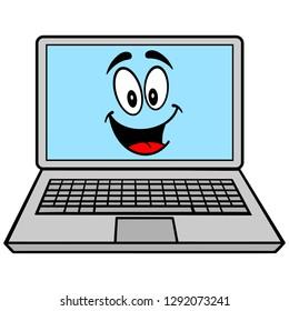 Cartoon Laptop HD Stock Images | Shutterstock