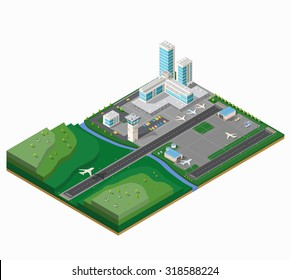 Traffic Vector Isometric Images, Stock Photos & Vectors | Shutterstock
