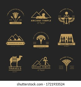 Tourism Egypt Logo Hd Stock Images Shutterstock