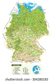 Map Of Bremen Stock Vectors Images Vector Art Shutterstock