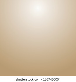 Lark yellow brown color sun radial gradient texture background in square illustration in vector.