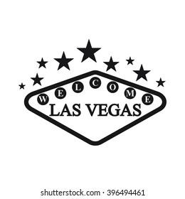 Royalty Free Las Vegas Skyline Vector Icon Images Stock Photos
